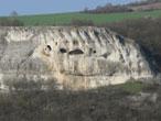 Скален манастир край Провадия